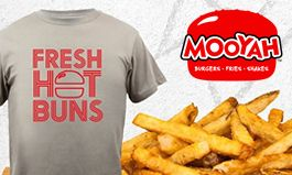 MOOYAH Burgers, Fries & Shakes Celebrates Opening of 100th Location with Nationwide Giveaways