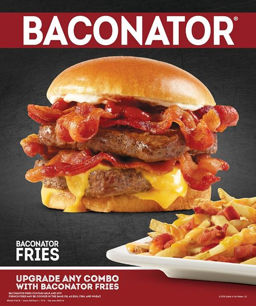 The One and Only: Wendy's Baconator