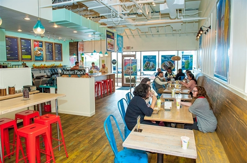 Tropical Smoothie Cafe Propels Brand Refresh With Nationwide Rollout Of New Restaurant Design
