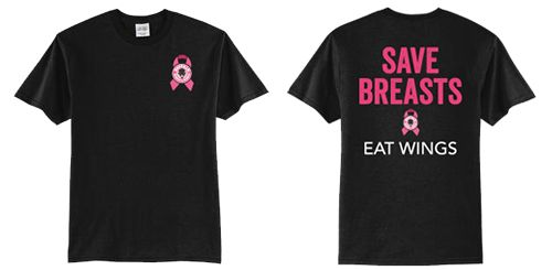 Buffalo Wings & Rings Makes a Difference with Successful Breast Cancer Awareness Month Campaign