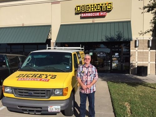 Dickey's Barbecue Pit Expands in Home State with New Store Opening in Grand Prairie