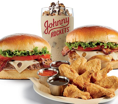 Fall Flavors Spice Up New Limited Time Menu At Johnny Rockets