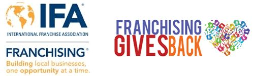 "Franchise Businesses And Their Charities Are Honored At Annual ""Franchising Gives Back"" Awards Dinner"