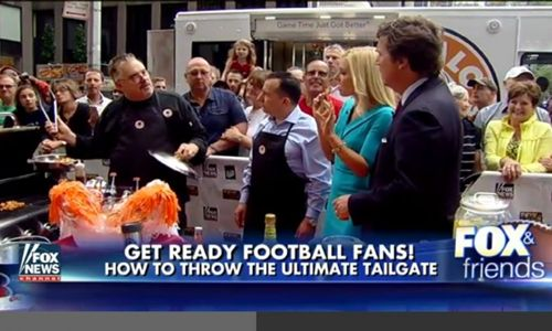 FOX & Friends: Get Ready for Football Season with Buffalo Wings & Rings