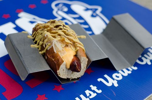 """JJ's Red Hots Says """"Just Trust Your Gut"""" to Determine Charlotte's Next Great Hot Dog"""
