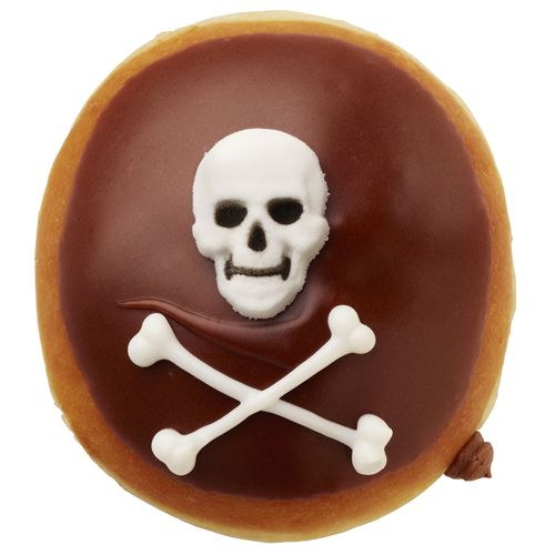 Arr Matey! Celebrate Talk Like a Pirate Day with Krispy Kreme Doughnuts