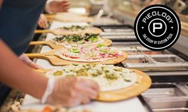 Pieology Pizzeria Pumps Up the Flavor in Newark