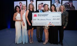 SoCal Wienerschnitzel Franchisees Donate $50k to The Literacy Project