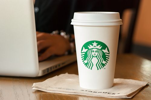 Starbucks Is Spending Millions to Fix Its 'Basic' Image Problem