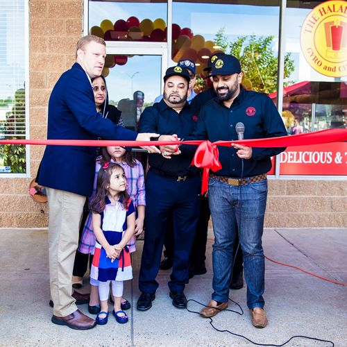 Nova Residents Welcomed The Halal Guys Springfield, VA Location