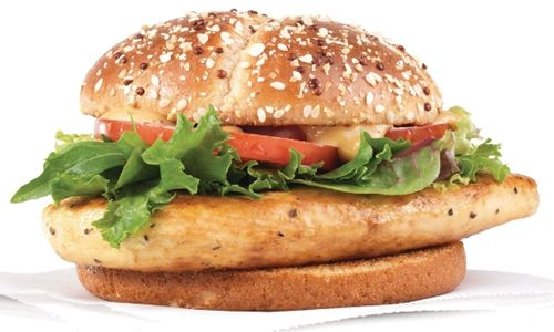 The Ultimate Makeover: Wendy's New Grilled Chicken Sandwich
