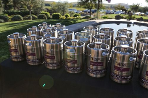 KEGGY Awards Tap DeWitt with Ambassador Award