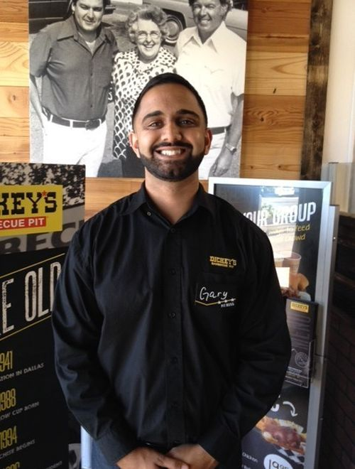 23-Year-Old Entrepreneur Continues Dickey's Barbecue Pit Expansion In California