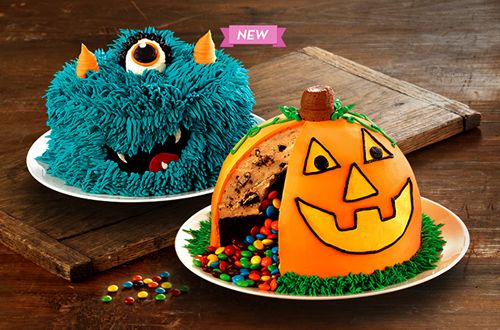 Baskin-Robbins Halloween Polar Pizza