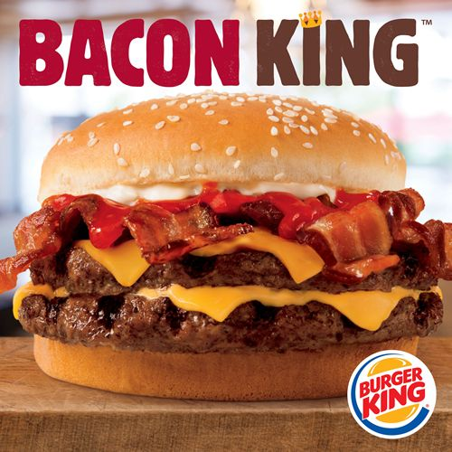 Burger King Restaurants Introduce the Big and Hearty Burger King Sandwich