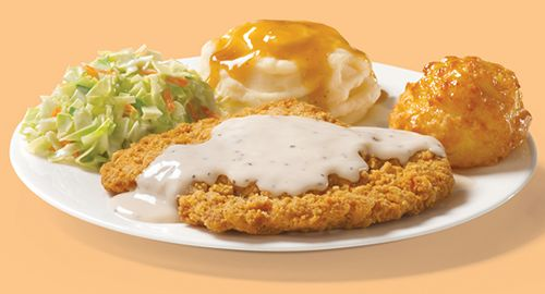 Church's Chicken Celebrates Chicken Fried Steak's Texas Heritage