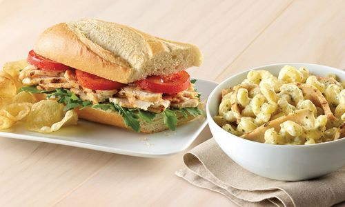 Corner Bakery Cafe Introduces New Choose Any Two Menu Option