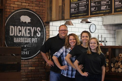Dickey's Barbecue Pit Brings Texas-style Barbecue to the Beach: New Location Opens in Bradenton, FL