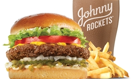 Johnny Rockets to Host Grand Opening Event at Clarksburg Premium Outlets, Clarksburg MD - Giveaways, Free Food and Entertainment for All