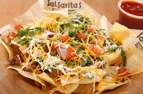 """Nacho Fast"" Says Salsarita's Fresh Cantina: Stop in and Celebrate National Nacho Day November 6"