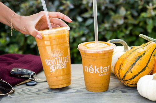 Nékter Juice Bar's Pumpkin Pie Smoothie: A Healthier Way to Indulge in Fall's Favorite Flavor