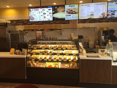 Lexington Welcomes 1st Nestlé Toll House Café by Chip