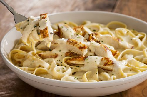 Olive Garden's Never Ending Pasta Bowl Returns With Addition Of Best–Selling Entrée, Chicken Alfredo
