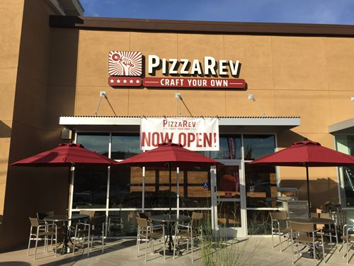 PizzaRev Opens First Northern California Location in Sacramento