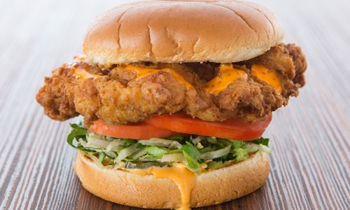 The Habit Burger Grill Introduces 'Golden Chicken Sandwich' Debuting a Fried Chicken Option for the First Time