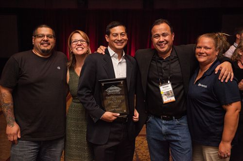 Capriotti's Annual Convention Honors Outstanding Franchisees