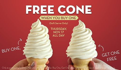 Carvel Supports Hurricane Matthew Disaster Relief with Fundraiser and Buy-One-Get-One Free Day in Florida on November 17th