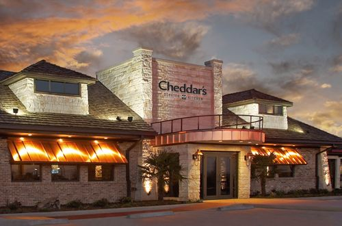 Cheddar's Scratch Kitchen Named Favorite Casual Dining Restaurant in New Market Force Information Study