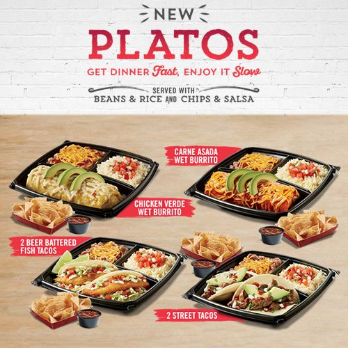 Del Taco Introduces Platos: A Fresh New Dinner Option from a Drive-Thru