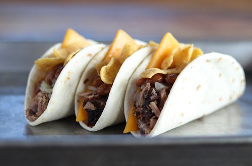 Dickey's Barbecue Pit Introduces Their Newest Taco LTO: The Frito's Pie Taco