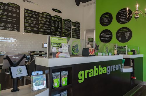 Grabbagreen Opens First California Location in Thousand Oaks