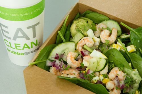 Healthy, Fast-Food Concept Grabbagreen Debuts in Dallas