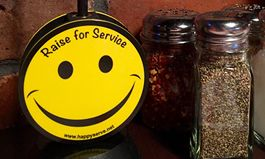 Increase Customer Satisfaction with the Happy Serve System!
