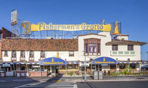 Restaurant Realty S World Renowned Fishermen Grotto 9 San Francisco Oldest Family
