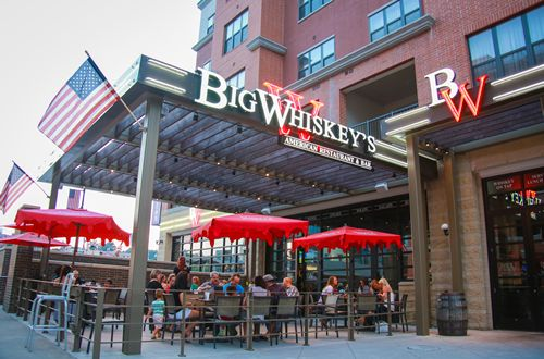 Big Whiskey's Announces Kansas City Franchisee