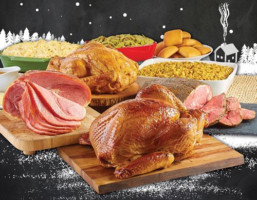 Dickey's Barbecue Pit Introduces Every Family's Newest Holiday Tradition