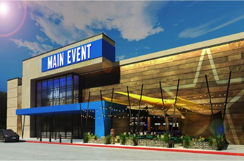 Main Event Entertainment Opens in Suwanee - Its Third Location in Georgia