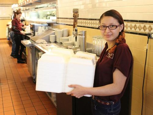 Bolingbrook Restaurant Helps Valley View Student Learn Job Skills