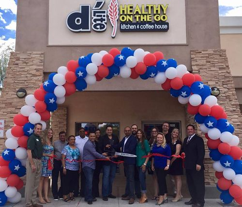 D'Lite Healthy On The Go - Kitchen and Coffee House Announces Grand Opening Celebration with 50% off Menu at New Shea Location in Scottsdale