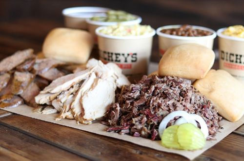 Dickey's Barbecue Pit Pursues Expansion Throughout New England