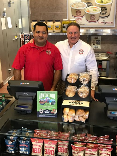 Erbert & Gerbert's Sandwich Shops Opens 100th Store
