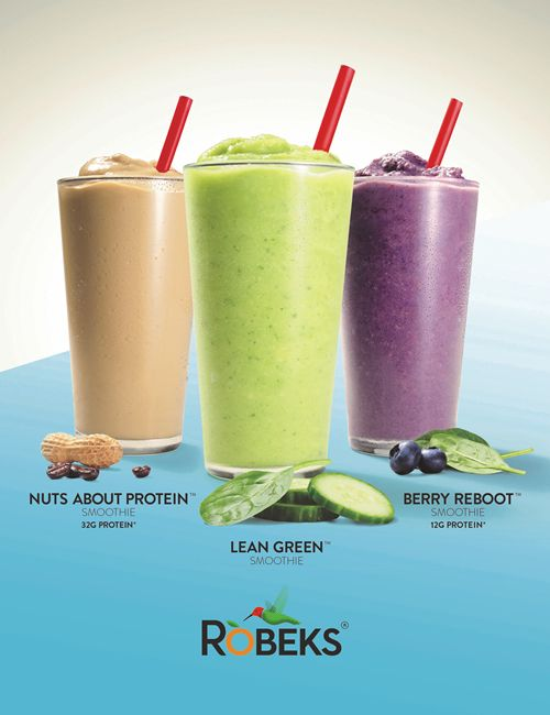 Fitness Resolution Smoothies are here to help you meet fitness goals