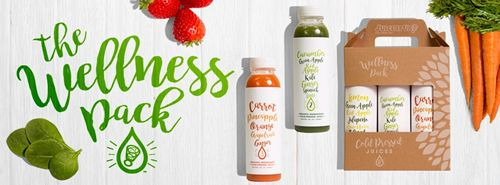 Juice It Up! Launches Premium Cold Pressed Bottled Juices