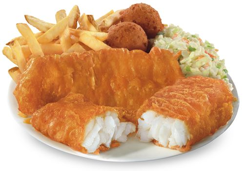 Long John Silver's Rocks the Boat with Beer Battered Alaskan Cod