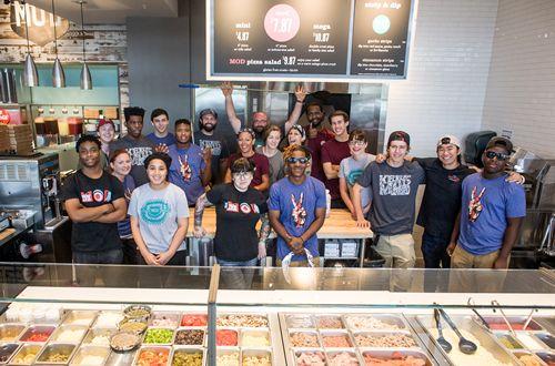 MOD Pizza Celebrates 200th Store