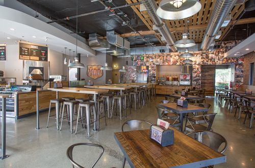 MOD Pizza Continues Expansion into Southeastern U.S.